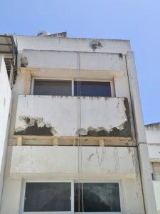 שיפוץ בניין