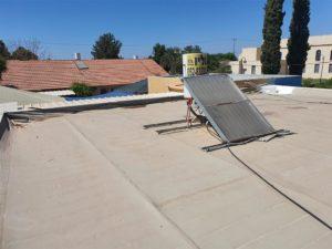יריעות PVC לגג