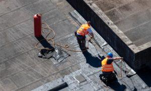 כיצד מתבצעת עבודת איטום הגג