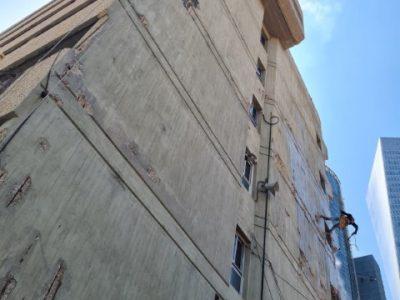 עבודות איטום בניינים